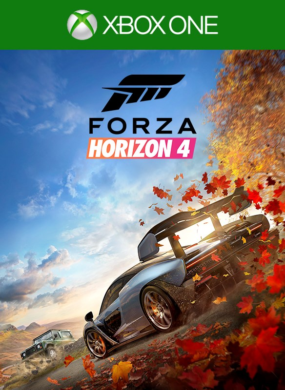 Скриншот №9 к Forza Horizon 4 стандартное издание