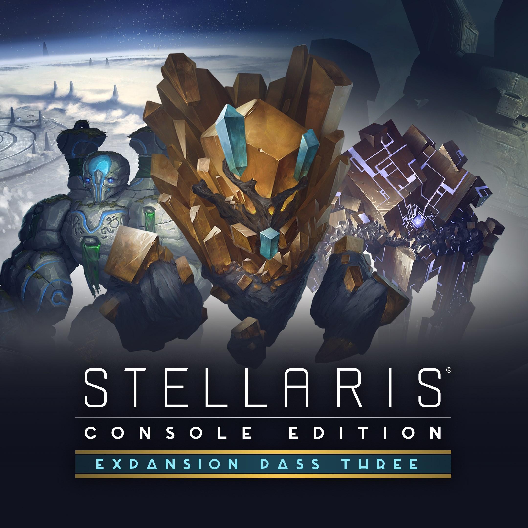 Скриншот №1 к Stellaris Console Edition - Expansion Pass Three