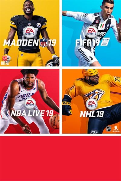 EA SPORTS™ 19 Bundle