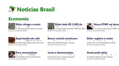 Noticias Brasil Screenshots 2