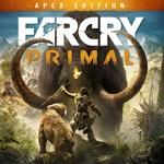 Far Cry Primal - Apex Edition Logo