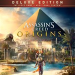 Assassin's Creed® Origins - DELUXE EDITION Logo