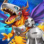 数码暴龙:亚古兽的究极进化体