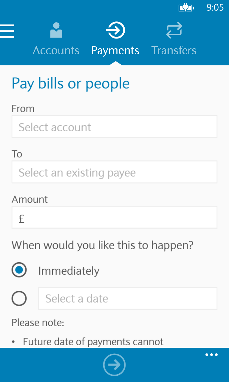Barclays Mobile Banking