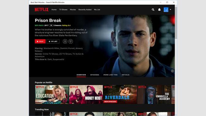 Get Best Net Moives - Search Netflix Moives - Microsoft Store en-GB