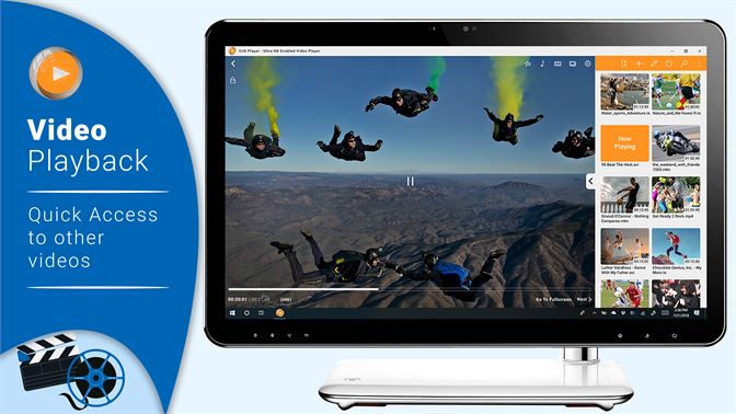 Get CnX Media Player – Powerful Ultra HD 4K HDR Video Player