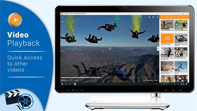 eb695aeff8 CnX Media Player – Powerful Ultra HD 4K HDR Video Player beszerzése ...