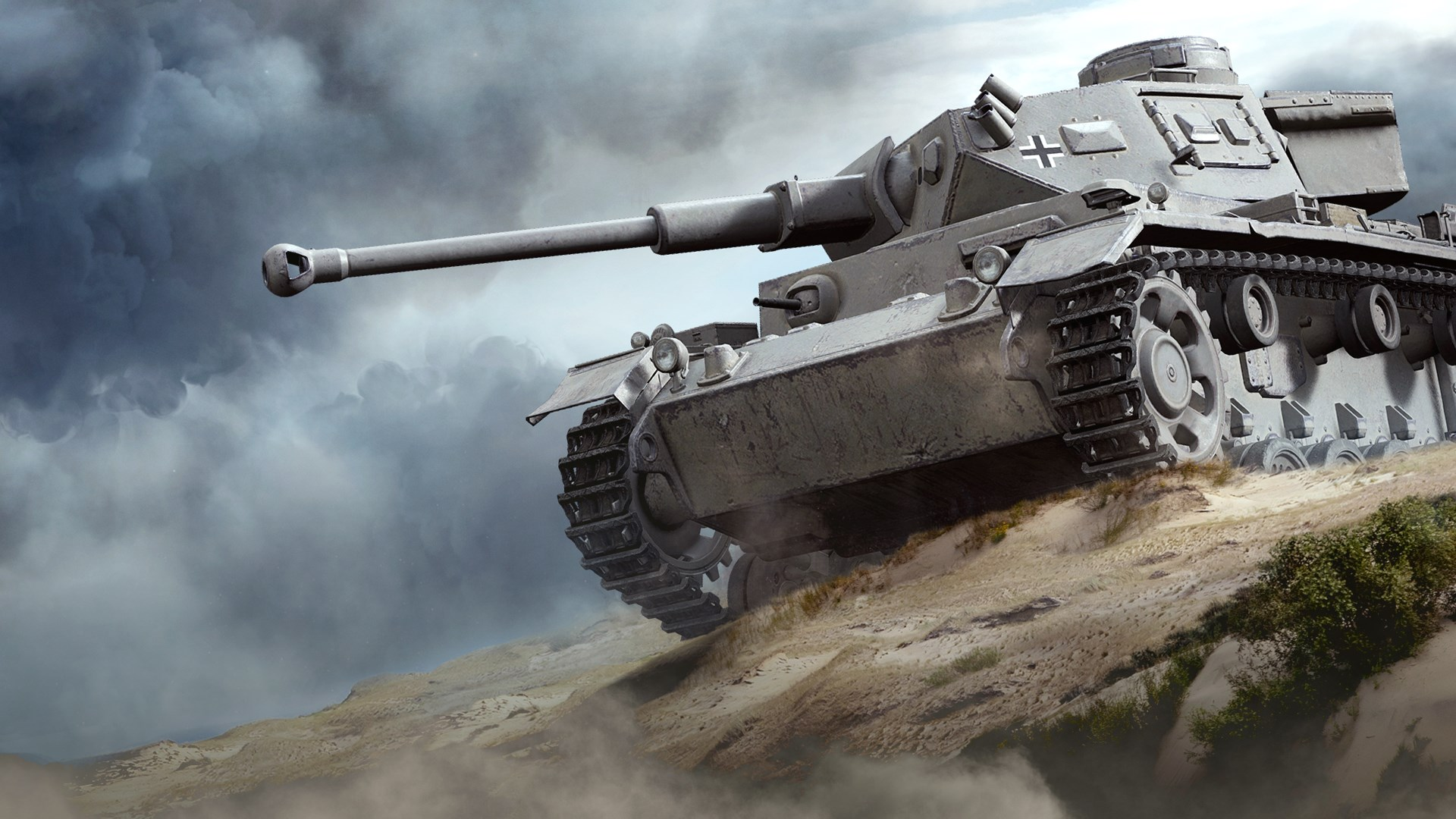World of Tanks - Pz. III Ausf K Ultimate