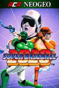 Carátula para el juego ACA NEOGEO 2020 SUPER BASEBALL de Xbox 360