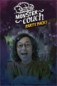 Carátula para el juego The Monster Couch Party Pack de Xbox One
