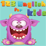 123 English games for kids