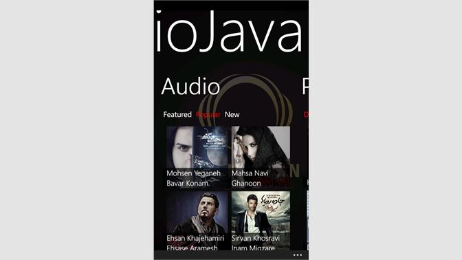 Get RadioJavan - Microsoft Store