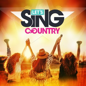 Let's Sing Country Xbox One