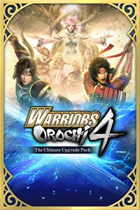 WARRIORS OROCHI 4: The Ultimate Upgrade Pack Deluxe Edition