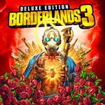 Borderlands 3 Deluxe Edition Logo
