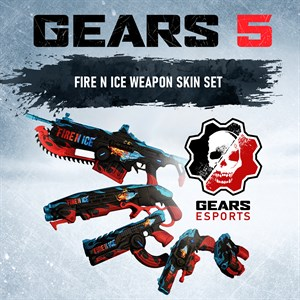 Fire N Ice Loadout Set Xbox One