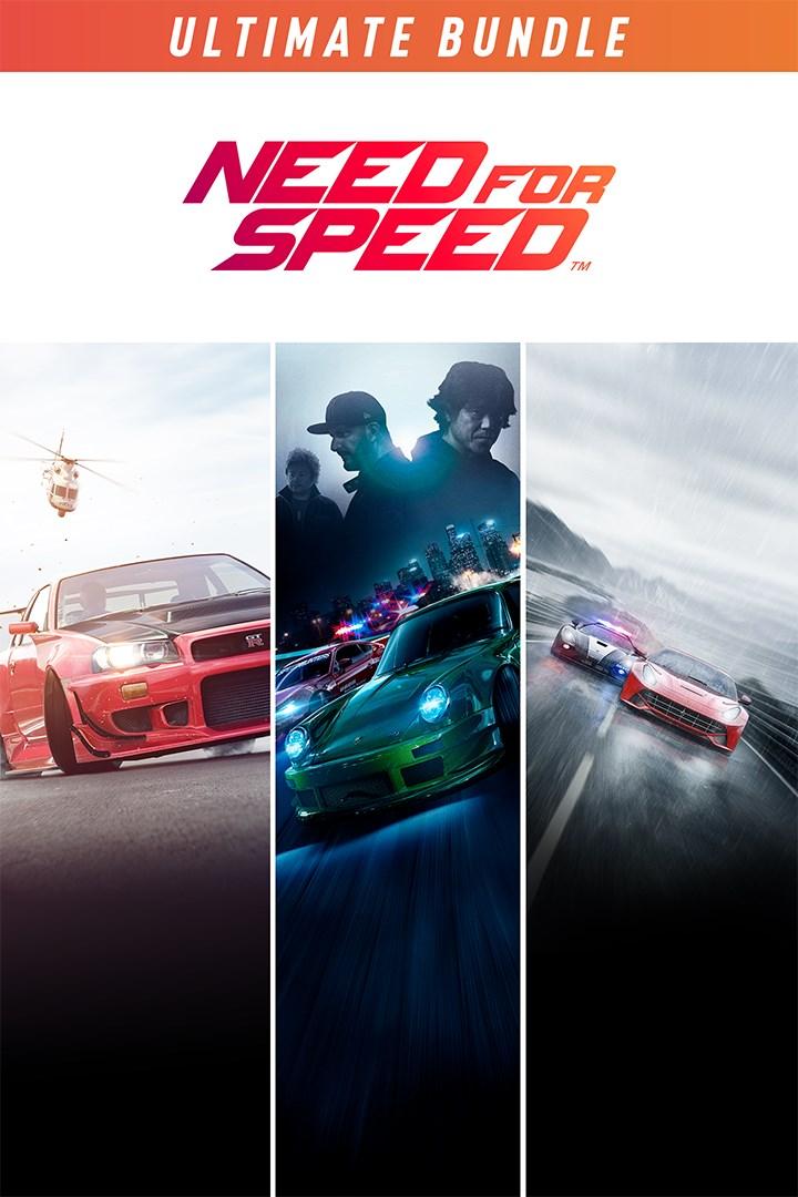 Buy Need for Speed™ Ultimate Bundle - Microsoft Store en-GB
