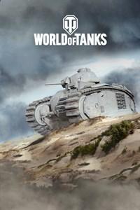 Carátula del juego World of Tanks - Pz. B2