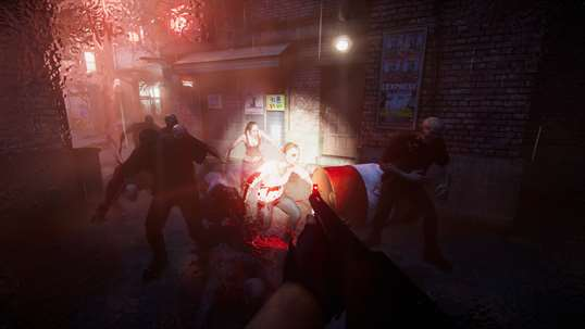 Dead Purge: Outbreak screenshot 2