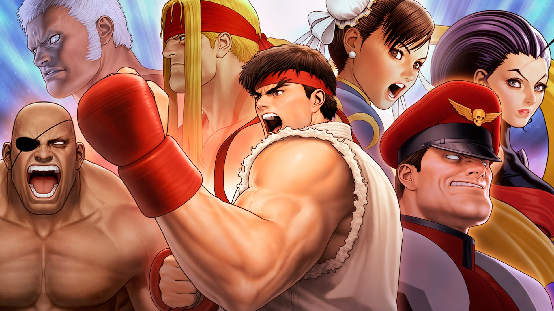 Buy Street Fighter 30th Anniversary Collection - Microsoft Store