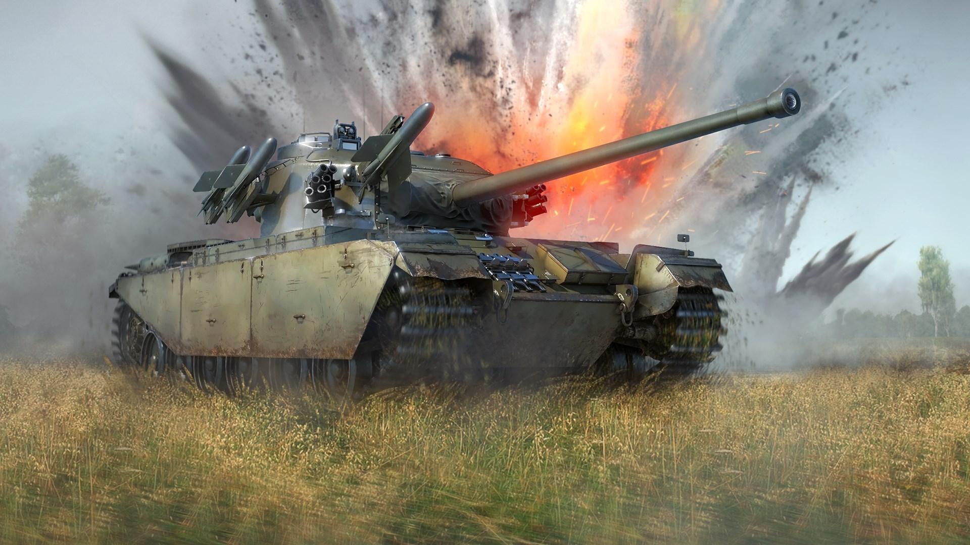 War Thunder - Centurion Pack