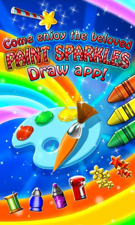 Get Paint Sparkles
