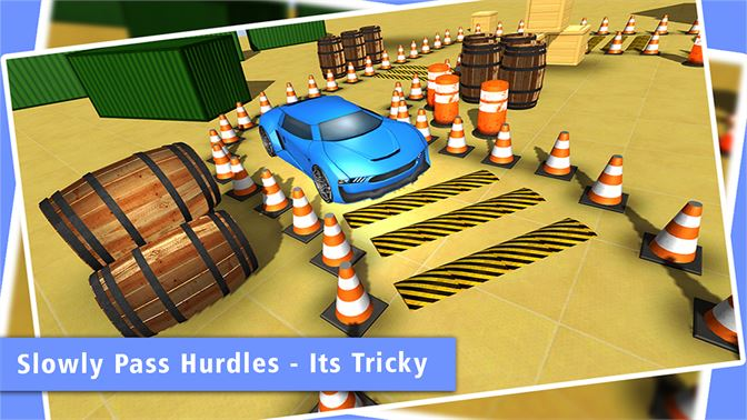 Get Impossible Car Parking: Driving School Test Academy - Microsoft