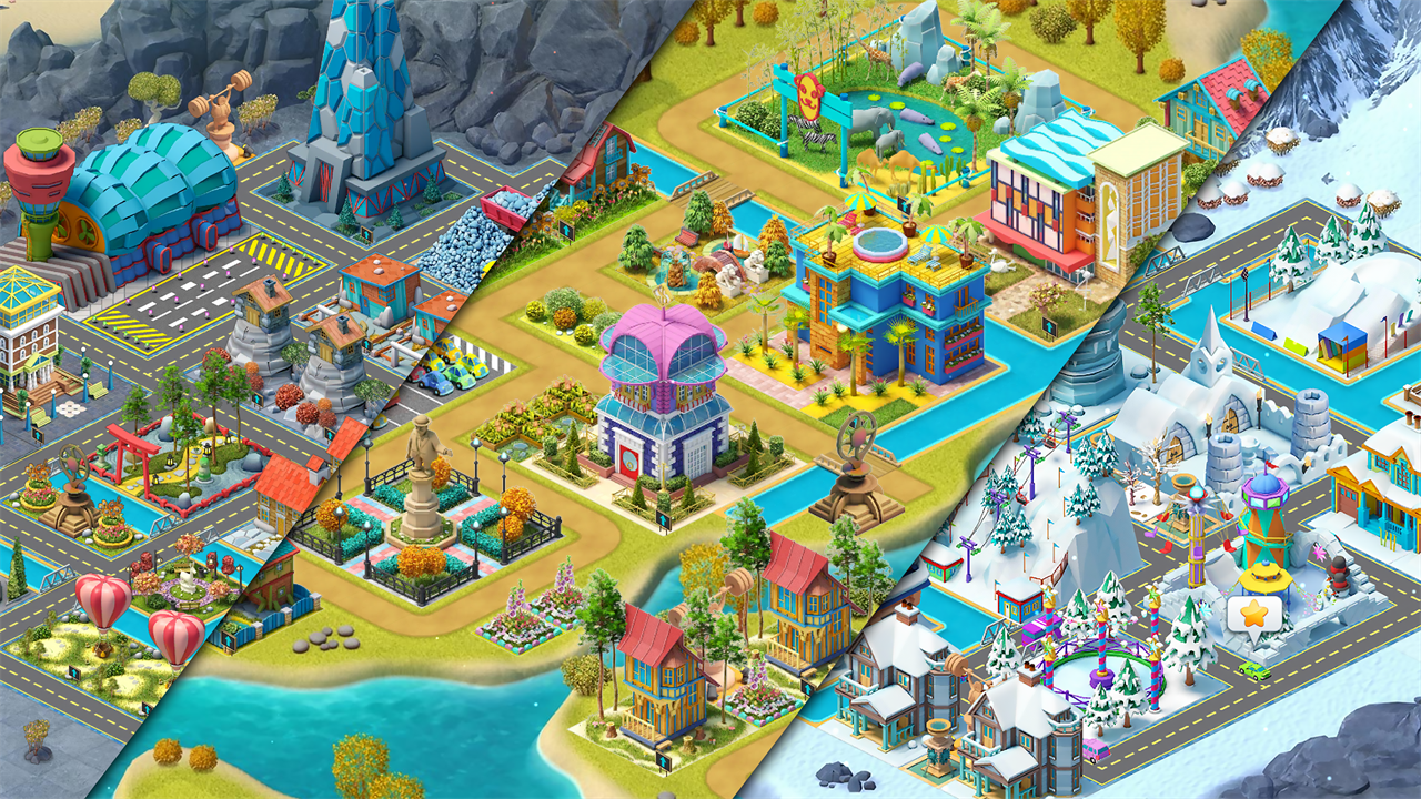 Get Town City - Village Building Sim Paradise - Microsoft Store