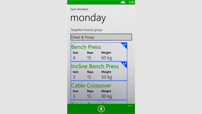 Get Gym Assistant - Microsoft Store