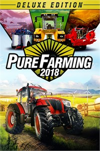 Carátula del juego Pure Farming 2018 Digital Deluxe Edition