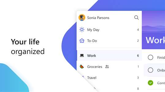 Microsoft To-Do: List, Task & Reminder screenshot 1