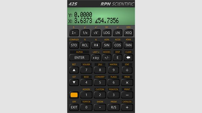 Buy 42S Calculator - Microsoft Store