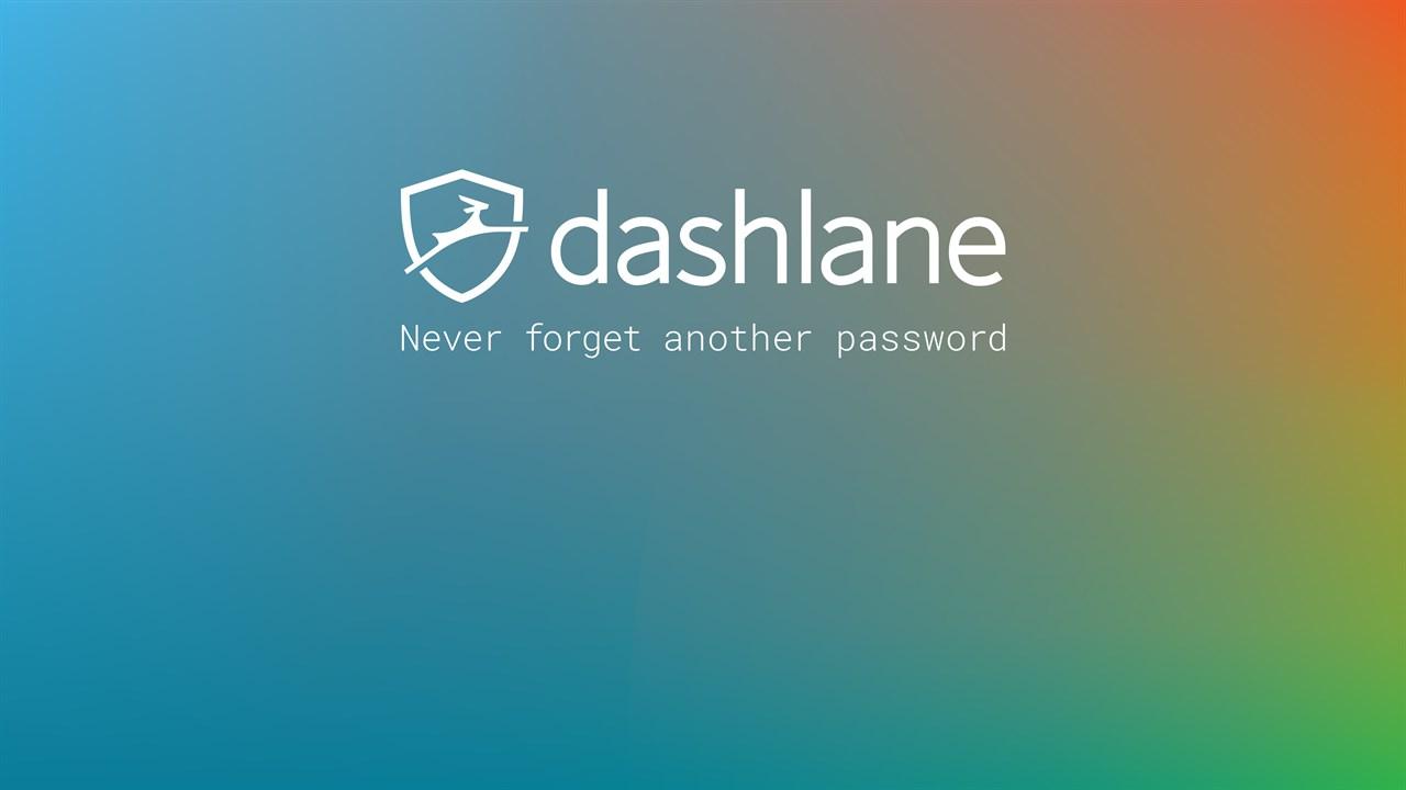 Get Dashlane - Password Manager - Microsoft Store en-AU