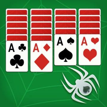 *Super Spider Solitaire