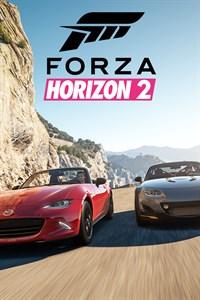 Carátula del juego Forza Horizon 2 Mazda MX-5 Car Pack