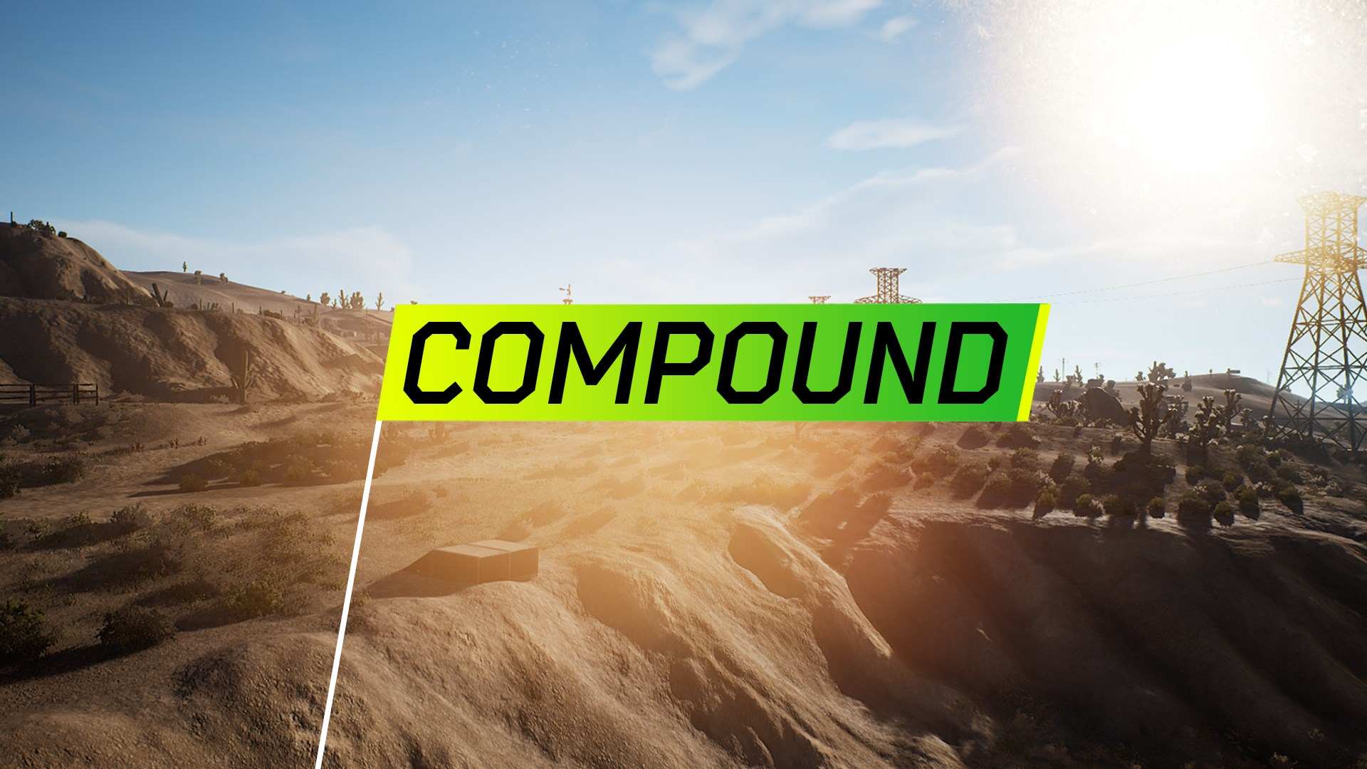 Monster Energy Supercross - Compound