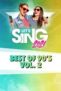 Let's Sing 13 - Lo mejor de los 90 Vol. 2