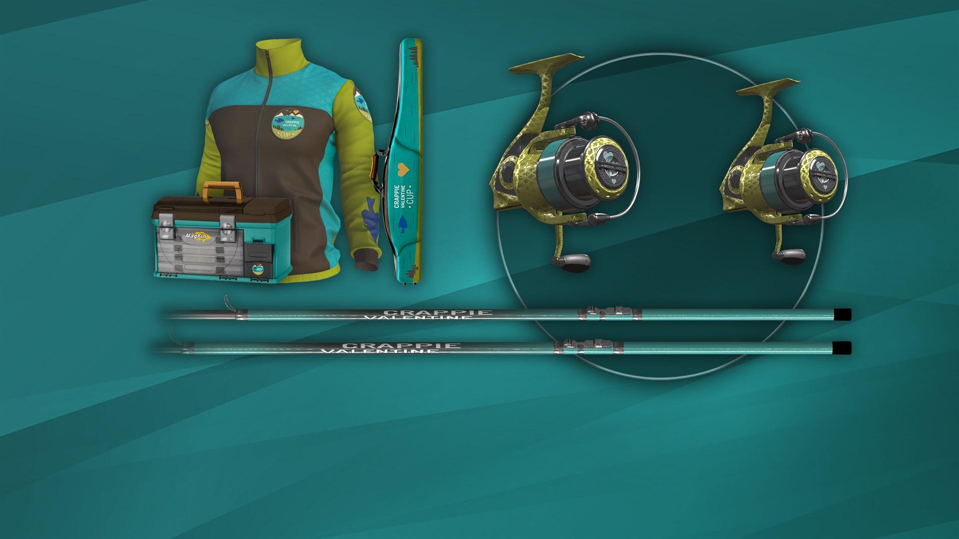 Fishing Planet: Crappie Valentine Pack