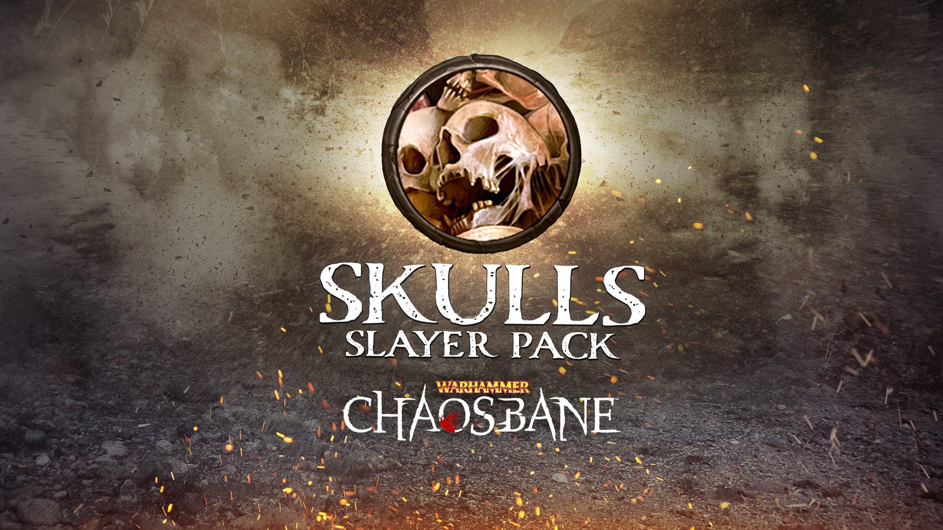 Warhammer: Chaosbane Skulls Slayer Pack