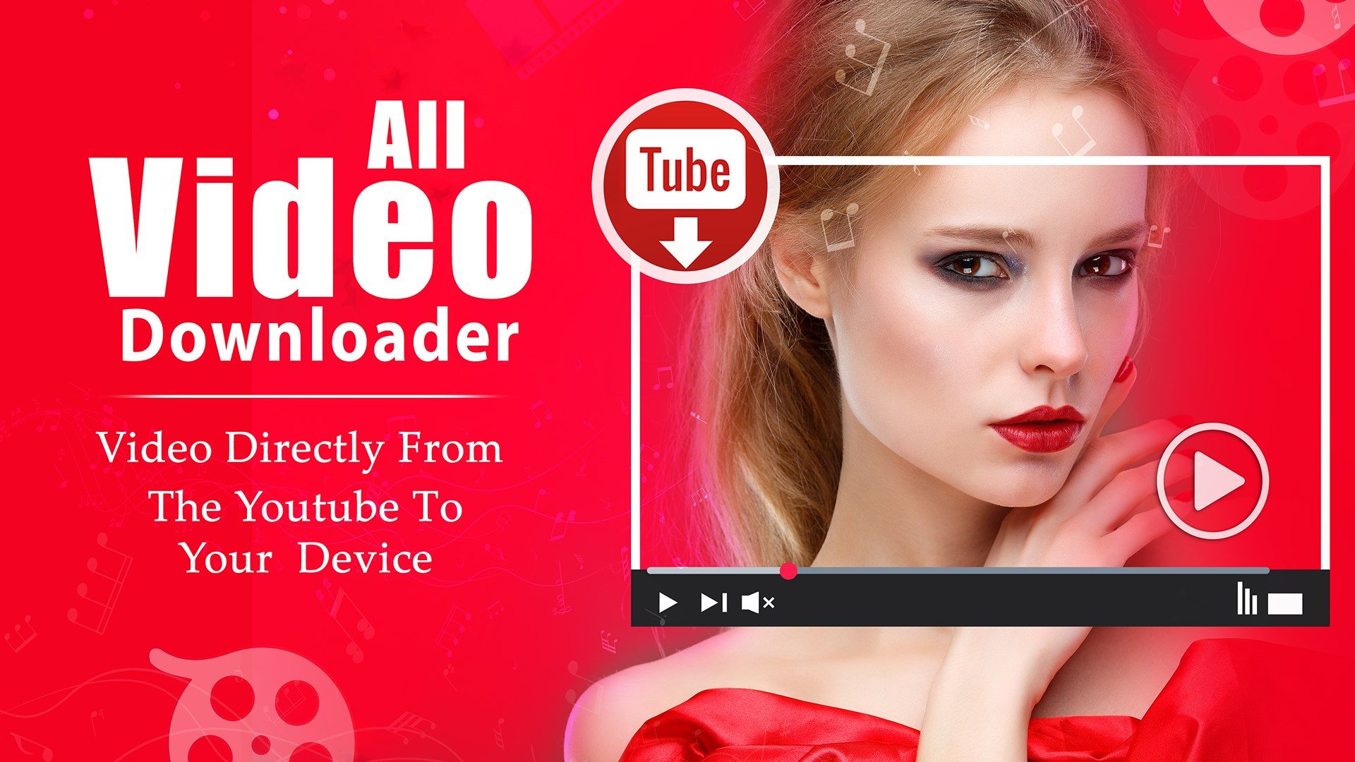 Red tube video sgning