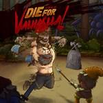 Die for Valhalla! Logo