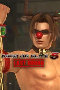 Carátula del juego DEAD OR ALIVE 5 Last Round Ein Christmas Costume
