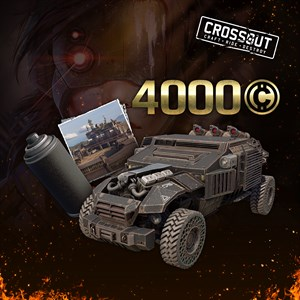 Crossout - Assault Force: Charlie-7 (Elite pack) Xbox One