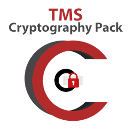 TMS Cryptography Pack Demo