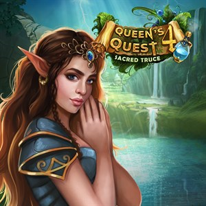 Queen's Quest 4: Sacred Truce (Xbox One Version) Xbox One