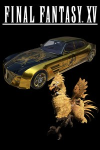 Recolor: Gold Chocobo