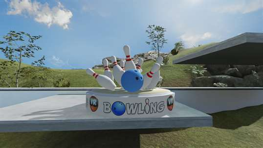 Bowling VR screenshot 1