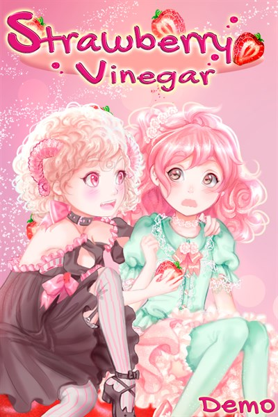 Strawberry Vinegar DEMO