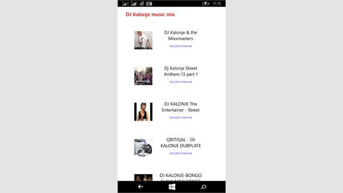 Get DJ Studio 5 - Free Kalonje music mix - Microsoft Store