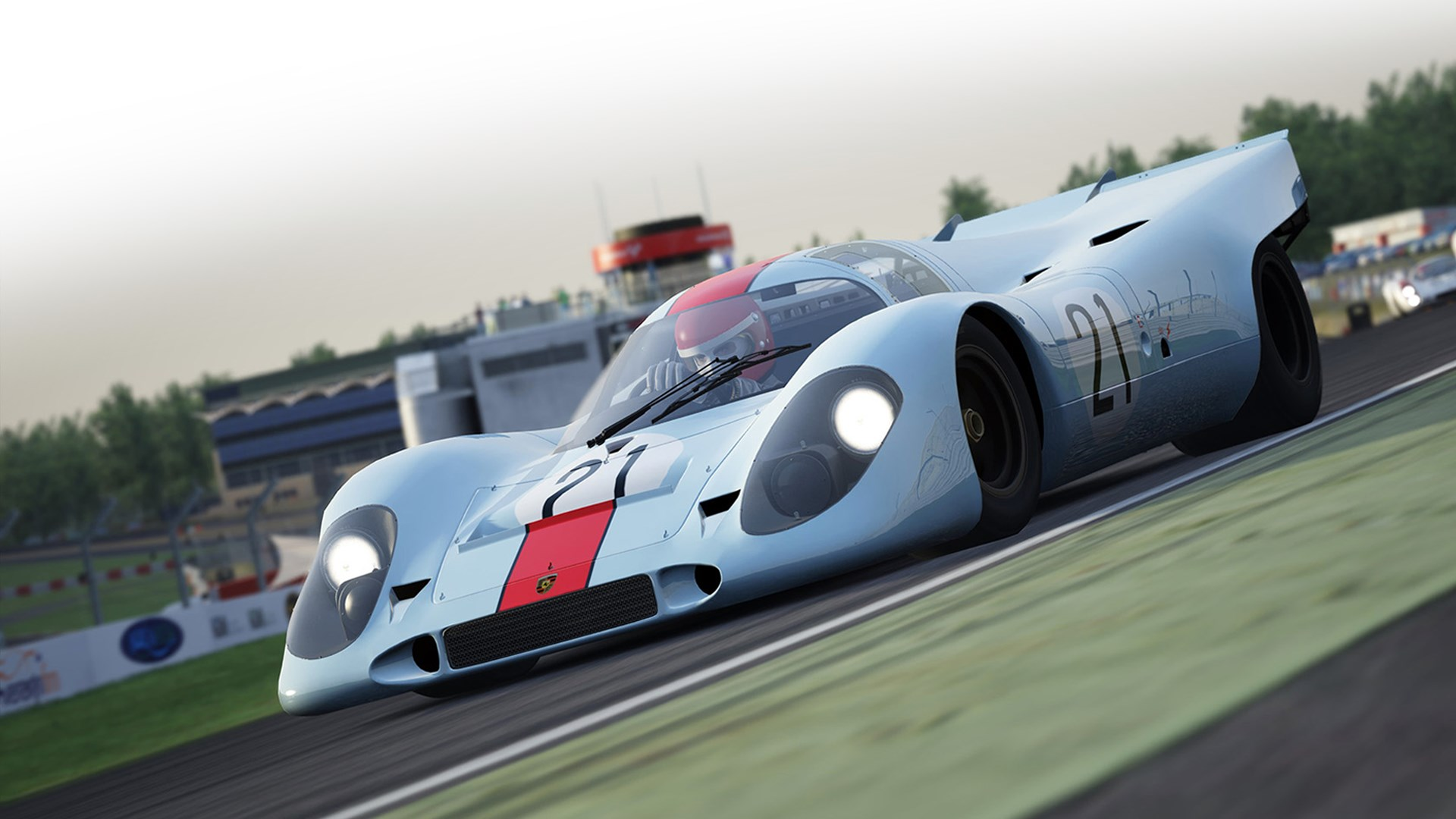 Assetto Corsa - Porsche Pack Vol.3 DLC